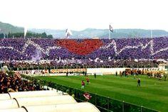 Fiorentina supporters