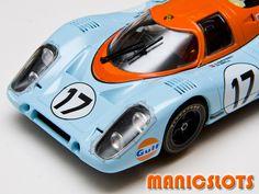 Slot Car, Flyslot, Fly, Porsche 917 LH