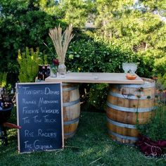 We turned a simple backyard into a beautiful party zone! These 11 amazing ideas will help you do the same. #DIY #backyard #outdoors