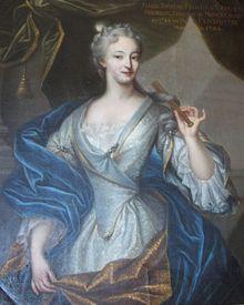 Marie Thérèse Félicité d'ESTE °1726 +1754 Ep.de Louis Jean Marie de BOURBON — Wikipédia