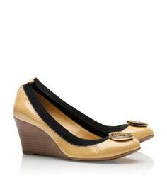 Tory Burch shoes - caroline WEDGE gold black.jpg