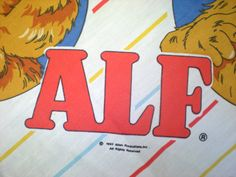 Twin Bedding   ALF sheets  FITTED Twin Sheet by chloeswirl on Etsy