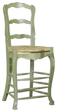 Delicieux Furniture Classics Antique Green French Country Barstool Contemporary Bar  Stools And Counter Stools