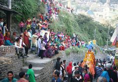 #JetStination Did you know, after Dussehra, the Kullu Valley of Himachal Pradesh witnesses a massive procession of about 300 devotees, dressed in silver masks?