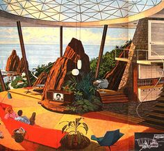 MID-CENTURIA : Art, Design and Decor from the Mid-Century and beyond: Motorola's Modern Visions