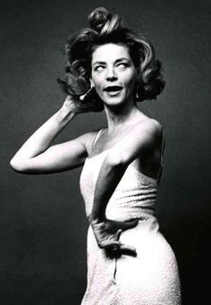 Lauren Bacall in color - Google Search