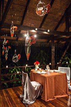 Tabacon Resort Honeymoons in Costa Rica www.tabacon.com // Photography by: www.joshuabobrove.com