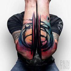 Abstract-Tattoo-001-Szymon Gdowicz 001