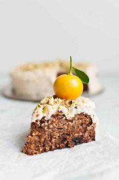 Healthy Gluten Free Recipes, Healthy Food List, Healthy Baking, Vegan Recipes, Paleo, Cheesecake Recipes, Dessert Recipes, Sugar Free Baking, Vegan Carrot Cakes