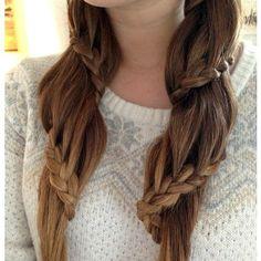 2 carousel braids