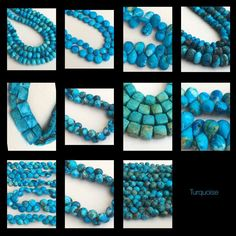 Turquoise Fever - Take a surf through our wide collection of Turquoise in all shapes, size, texture and color. This timeless stone is never out of vogue and the color looks surreal always. Shop these at your favorite store - Gemsforjewels - Flat 60% off