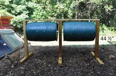 What does a DIY composter have to do with raising chickens? Well, if you have chickens, you have chicken manure … and if you're a gardener (like me) this unlimited supply of manure can provide you with an endless supply of the world's best organic fertilizer! In fact, out of the fluffy backside of an average-sized …