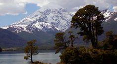 Volcan Lanin, provincia del Neuquén