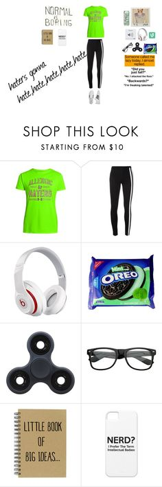"""""""songs collection:shake it off by taylor swift"""" by mollyjoanis ❤ liked on Polyvore featuring Under Armour, Y-3, Beats by Dr. Dre, Vans and adidas"""