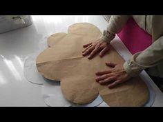 Ay yastık yapımı,Dekoratif yastık yapımı-DIY - YouTube Baby Knitting Patterns, Stone Art, Baby Sewing, Kids And Parenting, Projects To Try, Creations, Make It Yourself, Pillows, Youtube