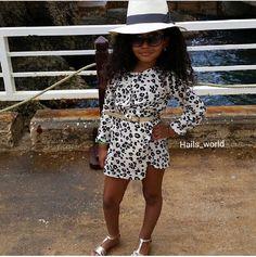 Adorable little girls fashion