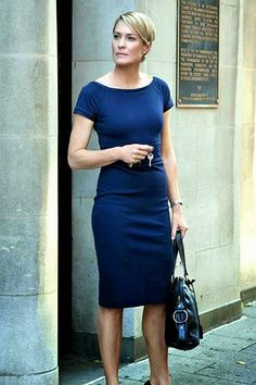 claire underwood is SUCH a C-U-Next-Tuesday; however, her wardrobe throughout the series 'house of cards' is FAB.U.LOUS. granted i like more color and glamour, but the style they have created for this character is so perfectly polished and sophisticated it is truly impeccable...