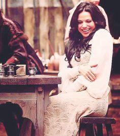 Regina...she's so lovely... Sometimes.