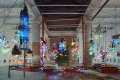 Artists — Jason Rhoades — Images and clips — Hauser & Wirth