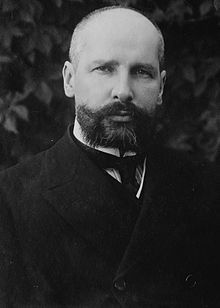 Pyotr Stolypin.  Last effective prime minister of Imperial Russia.  He was assasinated in 1911 at the Kiev Opera House in front of Nicholas II and his daughters, Tatania and Olga.