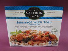 Saffron Road Bibimbop with Tofu & Brown Rice.