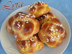 Momenti di zucchero: La brioche di Julia Child Pretzel Bites, Doughnut, Muffin, Food And Drink, Sweets, Bread, Breakfast, Desserts, Cacao