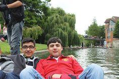 İhlas Koleji İngiltere Yaz Kampı Cambridge turu