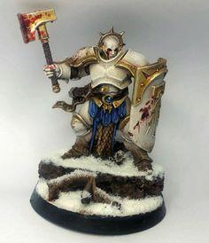 How to paint Stormcast Eternals armor