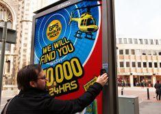 Nestlé Kit Kat launches NFC-enabled outdoor campaign