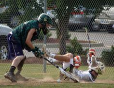 """""""Sean attacks cancer like he attacks his opponents on the LAX field,"""" mom Mary Beth Dever writes. """"Sean lost his left leg to cancer but not his fight."""""""