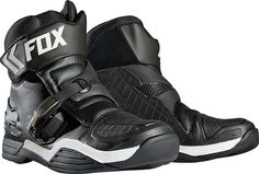 Using the same proven construction as Fox Racing's full size boots, the Bomber Boot features a lower cut for ultimate comfort that is great for those who are commuting. Description from ebay.ca. I searched for this on bing.com/images