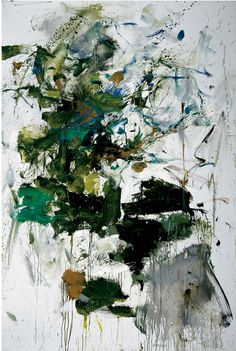 Abstract Art Expressionism — igormaglica:   Joan Mitchell (1925-1992),...