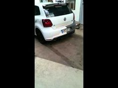 Polo R WRC - Launch Control - YouTube