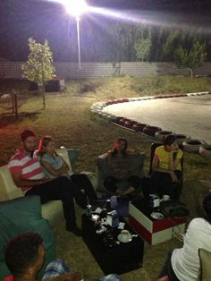 Speed World Gokart ve městě Antalya, Antalya