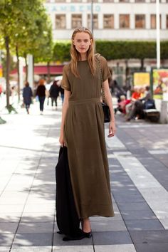 Look of the Day - 23 December 2012  Frida Gustavsson
