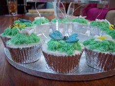 My first cupcake order 2008