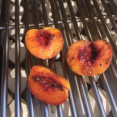 Grilled Fruits | Molly Sims
