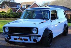 Mini Clubman Gt Mini Cooper Classic, Classic Mini, Classic Cars, Cool Old Cars, Fancy Cars, Custom Wheels, Custom Cars, Mini Cooper Clubman, Mini Coopers