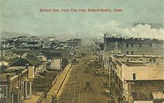 HistoryLink.org- the Free Online Encyclopedia of Washington State History: Seattle annexes Ballard on May 29, 1907