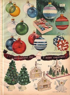 1946-xx-xx Sears Christmas Catalog P039 by Wishbook, via Flickr * For free Christmas toys Arielle Gabriels The International Society of Paper Dolls also free China and Japan toys The China Adventures of Arielle Gabriel *