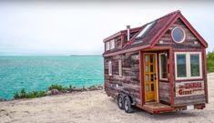 Ich glaube sehr viele Menschen träumen hiervon: Die Arbeit aufgeben, das Haus verkaufen und in der Welt herumreisen! Diese beiden Menschen (Jenna und Guill) wollten das auch und haben ihr Wort in die Tat umgesetzt. Sie haben alles verkauft und sich ein eigenes mobiles Häuschen gebaut. Damit ziehen sie ein Jahr lang umher und sehen …