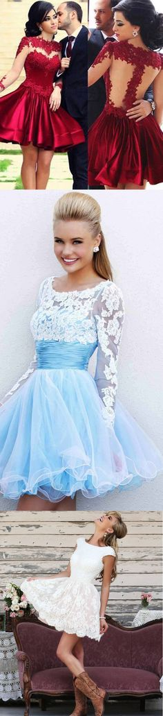 Amazing Short Prom Dresses via PromWill! Up to 80% Off! That last one tho