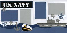 U.S. Navy Page Kit