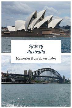 Sydney, Australia - Memories from down under. Sydney Australia, Australia Travel, Travel Around The World, Around The Worlds, Harbor Bridge, Manly Beach, Centennial Park, Bondi Beach, Travel Inspiration