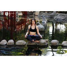 """""""La de las piedras en el lago japonés"""" http://ift.tt/2hRuQws - http://ift.tt/1HQJd81"""