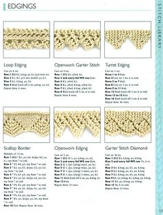 large collection of crochet and knitting books and patterns