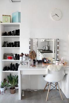 My Loft Apartment Home Tour - White, Rose Gold & Minimal Aesthetics