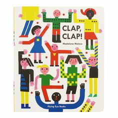 Clap, Clap! Children's Book @ Howkapow