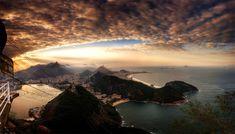 Rio de Janeiro cityscape ~ Awesome shot!