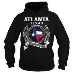 I Love Atlanta, Texas - Its Where My Story Begins T-Shirts